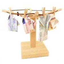 Geldgeschenk Bargeld Holz Wäschespinne Geschenkidee Geburtstag Hochzeit