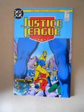 JUSTICE LEAGUE Lega della Giustizia n°7 1990 Dc Play Press  [G867]