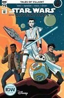 Ottawa Comiccon 2018 Exclusive Variant Star Wars Adventures #10