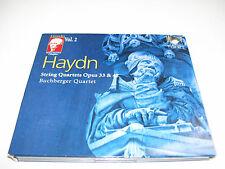 Franz Joseph Haydn - String Quartets Opus 33 & 42 Vol. 2 * 2 CD  HOLLAND 2005 *