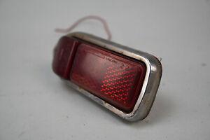 1970 - 1980 MG MGB MODELS SIDE MARKER LIGHT LAMP REAR DRIVER LEFT LH SAEP168 OEM