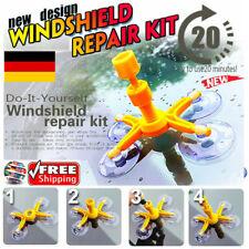 Profi-Qualitäts-Windschutzscheiben-Reparatursatz Glass Corrector Set DE FAST