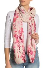 Nordstrom Rack Wildflower Woven Scarf NEW