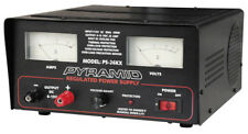 New Power Supply Pyramid 25 Amp 6-15 Volt W/Cooling Fan Ps26Kx