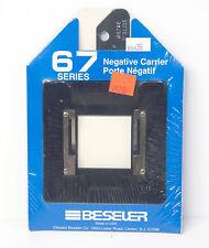 Beseler #6746 Negative Carrier for 2x2 Color Slides for 67C Series Enlargers NOS