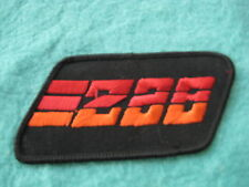 "Chevrolet Camaro Z28 Racing  Patch 4 3/8 "" X 2 """