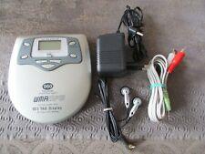 Tragbarer CD+MP3 Player