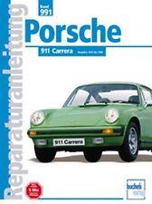 PORSCHE 911 CARRERA 1975-1988 G-MODELL 3.0 3.2 LITER REPARATURANLEITUNG 991