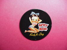 BETTY BOOP MAGNET LOT - TWO PIECES READY FOR DUTY DESIGN (RETIRED ITEMS)