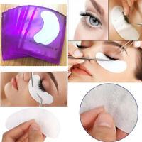 2/20/40100x Paper Patches Eyelash Under Eye Pads Lash Extension Eye Tips Sticker