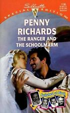 Ranger And The Schoolmarm (Switched At Birth), Penny Richards, 0373241364, Book,