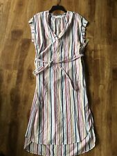 xirena kaiya dress french girl cotton stripes le Marais Sz Xs (new Other)