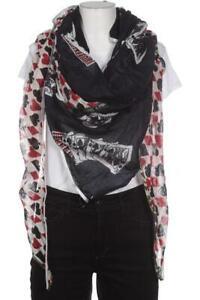 Plomo o Plata Schal Damen Tuch Baumwolle schwarz #d95c8bf