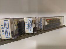 Electrotren HO 1005 RN-Renfe con carga de troncos reales de madera