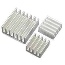 6 Pcs Disipador Adhesivo Enfriador De Aluminio Calor Refrigerar Para Raspberry P