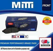 4Pc Front Disc Brake Pad Premium Pads Kit Set For Ford Taurus SHO 1997-2004