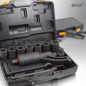 BITUXX Drehmomentverstärker 5500Nm Drehmomentschlüssel Drehkraftvervielfältiger