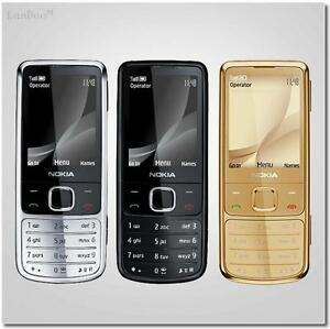 Original 6700C Nokia 6700 Classic 2G GSM 3G Gps 5MP Camera Unlocked Cell Phone
