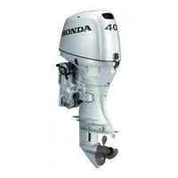 Kit tagliando motore fuoribordo HONDA BF 40 50 D bf60a bf40e  OLIO FILTRO ANODI