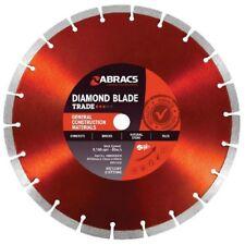 Abracs ABDD350M 350mm Trade General Construction Materials Diamond Cutting Blade
