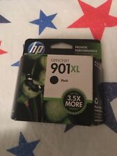 New Genuine HP OfficeJet 901XL Black Ink Cartridge 901 Exp July 2015 New