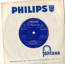 "Frankie Laine - Rawhide 7"" Single 1959"