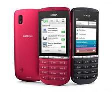 """Nokia Asha 300 5MP Camera Tocuh & Type 3G Original Phone 2.4"""" MP4 Original"""