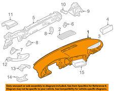 GM OEM Instrument Panel Dash-Crash Pad 15740395