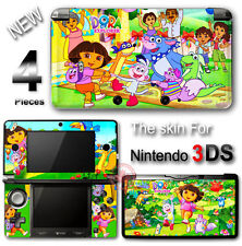 Dora The Explorer NEW SKIN COVER VINYL STICKER #1 for Nintendo 3DS