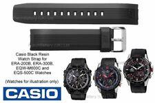 Genuine Casio Watch Strap Band for EQW-M600C EQS-500 ERA-200B ERA-300B EQS500