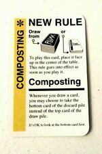 Composting Promo Card for use in any Fluxx game