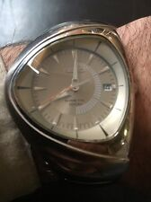 Seiko Kinetic Ventura Design Stainless Steel Watch (includes manual)