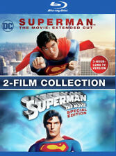 Superman The Movie: Extended Cut And Special Edition 2-Film Collection [New Blu-