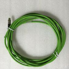 BECKHOFF ZK1090-3131-3050 G2511 5M EtherCAT Cable 2xM8 Male Straight 5m
