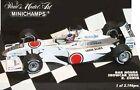 MINICHAMPS 430 000073 & 990022 BAR F1 model car Zonta Villeneuve 1999 /2000 1:43