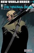 Image Comics WALKING DEAD #179 Cover #A Robert Kirkman Charlie Adlard  (2018)