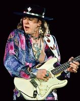"Guitar Legend STEVIE RAY VAUGHAN Beautiful 16x20"" photo!!! 🎶"