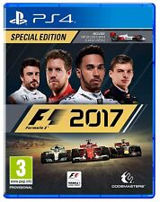 F1 2017 Special Edition Formel 1 2017 - PS4 Playstation 4 - NEU OVP