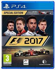 F1 2017 Special Edition Formel 1 2017 - PS4 Playstation 4 - NEU OVP