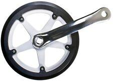 Sunlite Alloy Single Speed Dbl Guard Crank Arms & Sets  - 170X44 - 113 Sqr Jis -