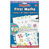 First Maths - Magnetic Set - Fun daily educational activity