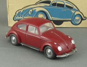 Vintage 1960 Wiking Vw Volkswagen Beetle 1/40 Promo Mint & Boxed Super Example!