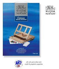 Cotman Water Colour Artists A3 EASEL GIFT SET, paint table brush palette paper