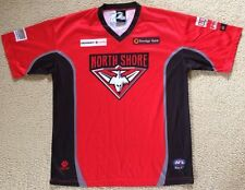 New Large Mens North Shore Bombers FC Sydney AFL Training Guernsey Jersey