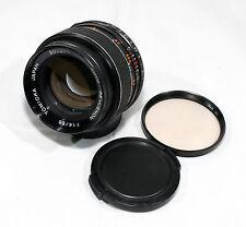 Original Tomioka Auto Revuenon 55mm f/1.4 M42 screw mount lens Canon Nikon