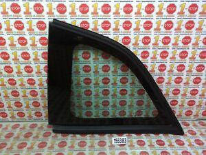 15 16 17 18 19 DODGE CHALLENGER DRIVER LEFT SIDE QUARTER WINDOW GLASS OEM