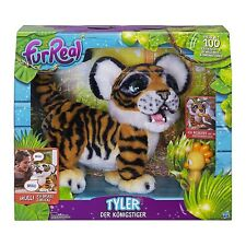 Hasbro FurReal Friends B9071100 - Tyler der Königstiger Elektronisches Haustier