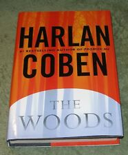 THE WOODS by Harlan Coben 2007 Hardcover w/ Dust Jacket ~ EXCELLENT