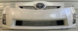 2012-2015  Toyota Prius  Front Bumper Cover Primed.