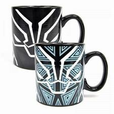 MARVEL COMICS THE BLACK PANTHER HEAT CHANGING MAGIC COFFEE MUG NEW & GIFT BOXED